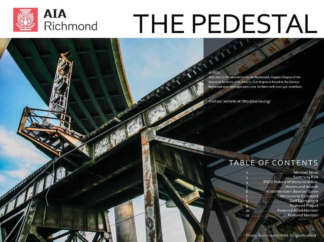 The Pedestal: Q2, 2018