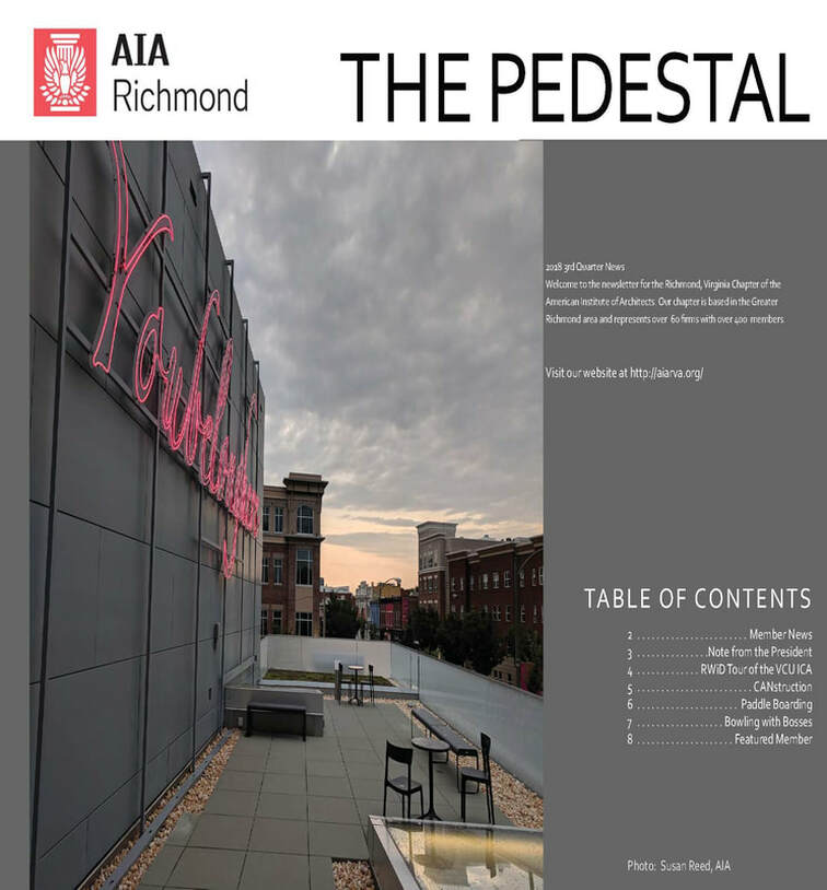 The Pedestal: Q3, 2018